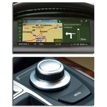 DVD BMW Professional Navigation Map Update  2019